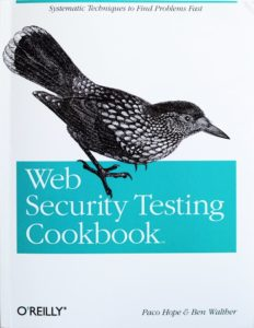 Web Security Testing Cookbook, Hope/Walther, O'Reilly. Eine Buchrezension