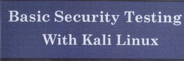 Buch Basic Security Testing with Kali Linux Beitragsbild