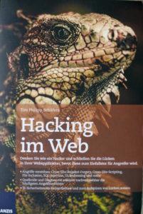 Hacking im Web Schaefers Franzis Verlag