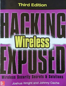 Buch Hacking Exposed Wireless von Joshua Wright und Johnny Cache
