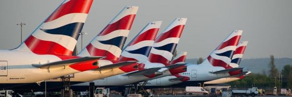 Datenpanne bei British-Airways